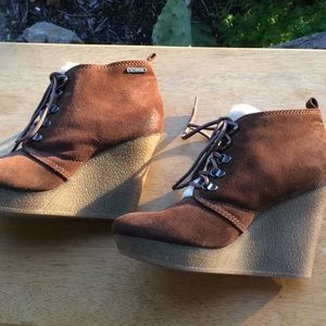 Diesel heeled boots